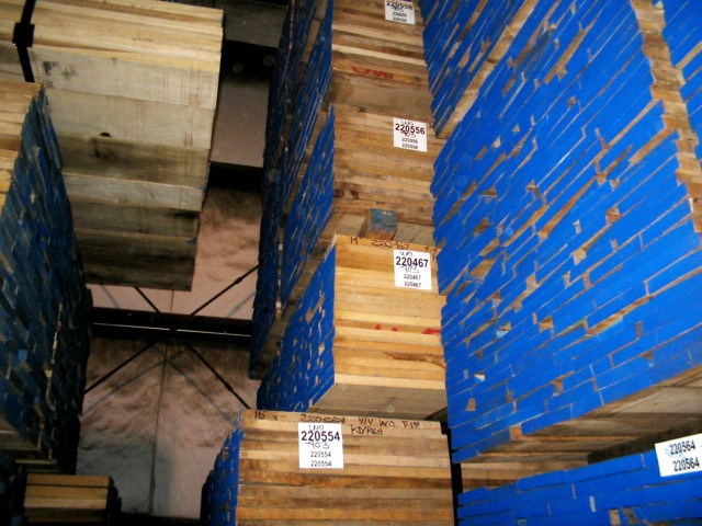 NeXgen treated lumber